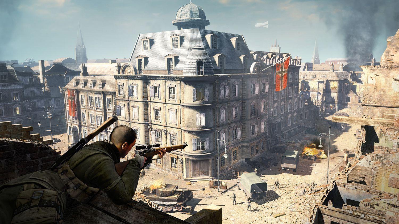 Sniper Elite V2 Remastered (PS4) - 6