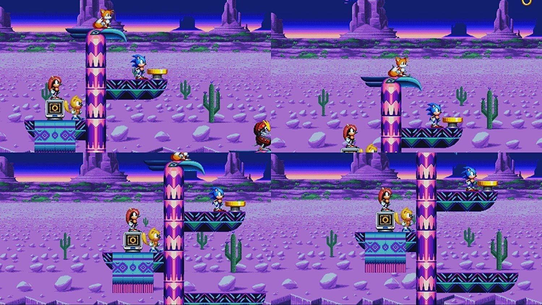 Sonic Mania Plus (Nintendo Swich) - 3