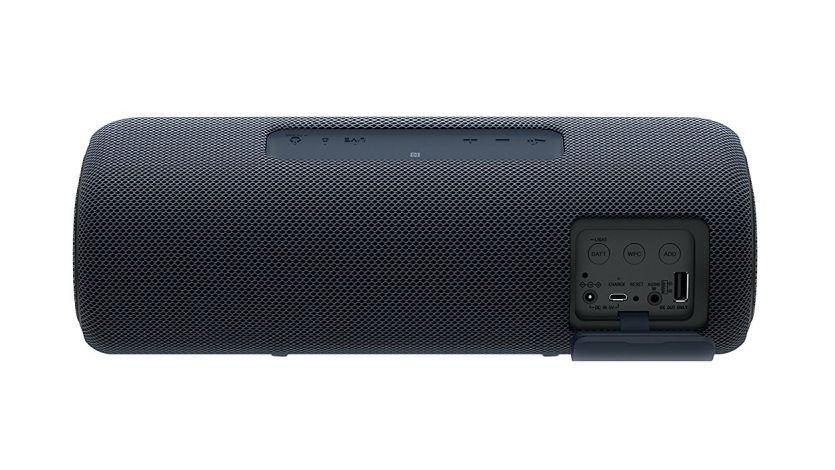 Мини колонка Sony SRS-XB41 - черна - 5