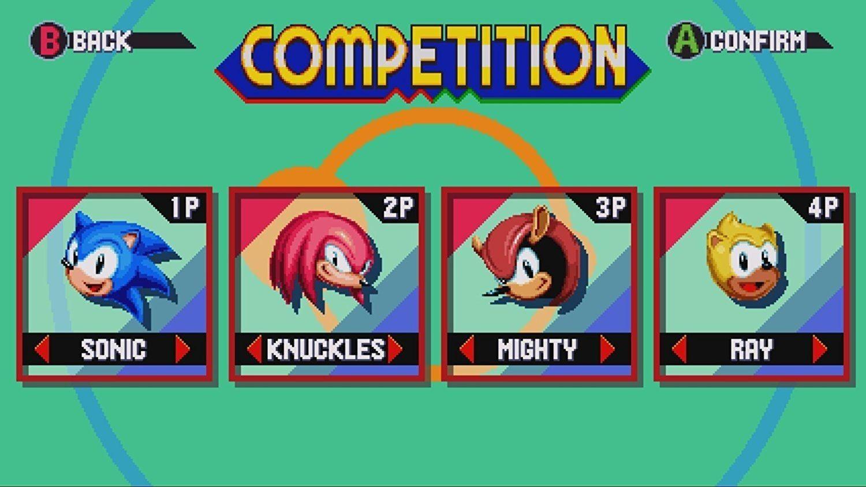 Sonic Mania Plus (Nintendo Swich) - 2
