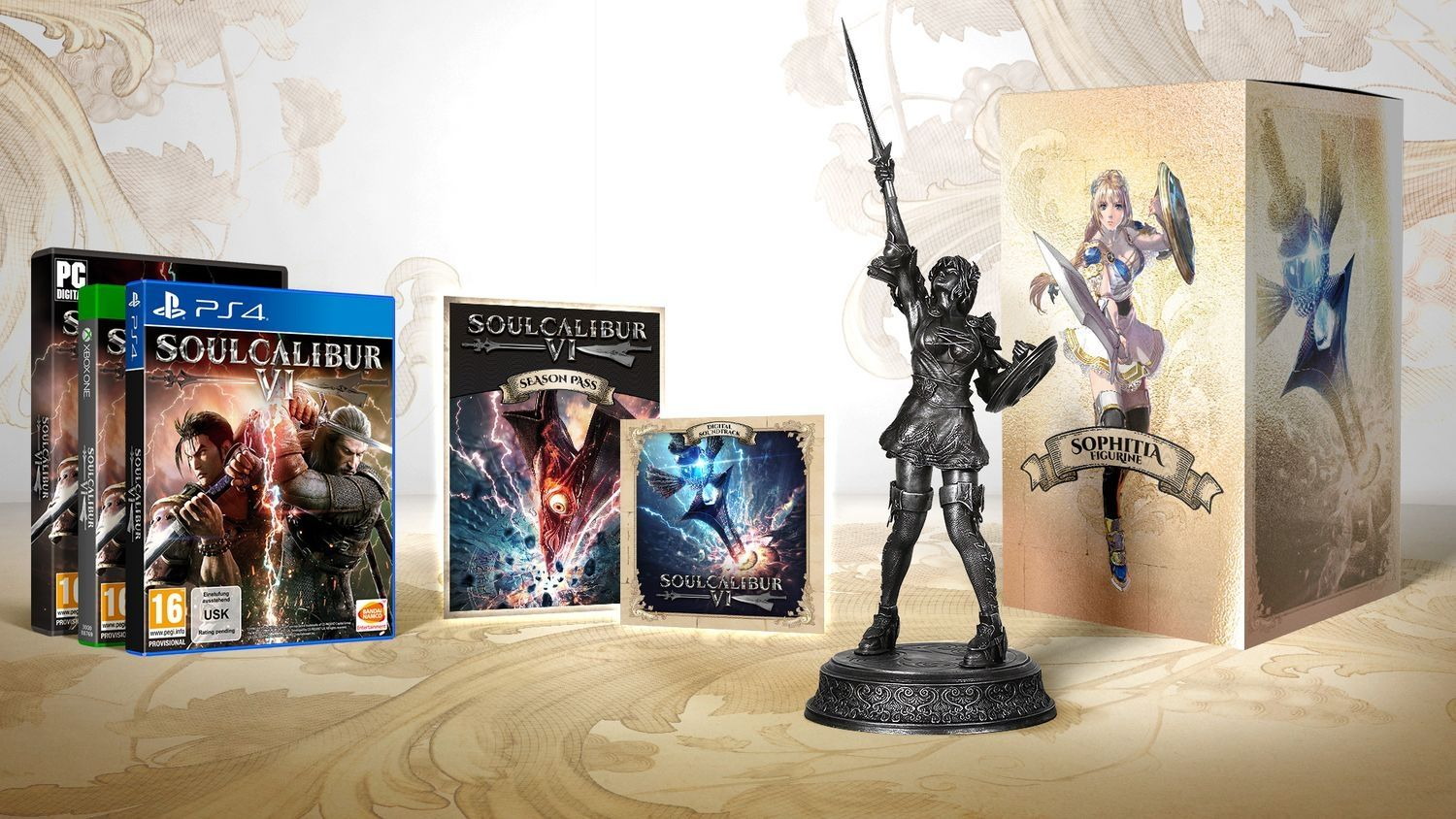 SoulCalibur VI Limited Collector's Edition (PS4) - 10