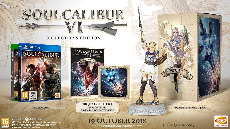 SoulCalibur VI Limited Collector's Edition (Xbox One) - 4