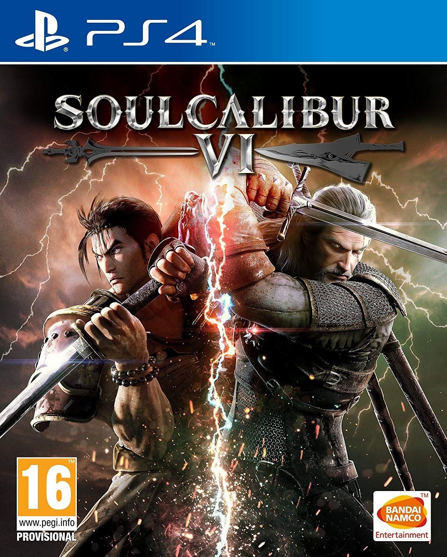 SoulCalibur VI (PS4) - 1