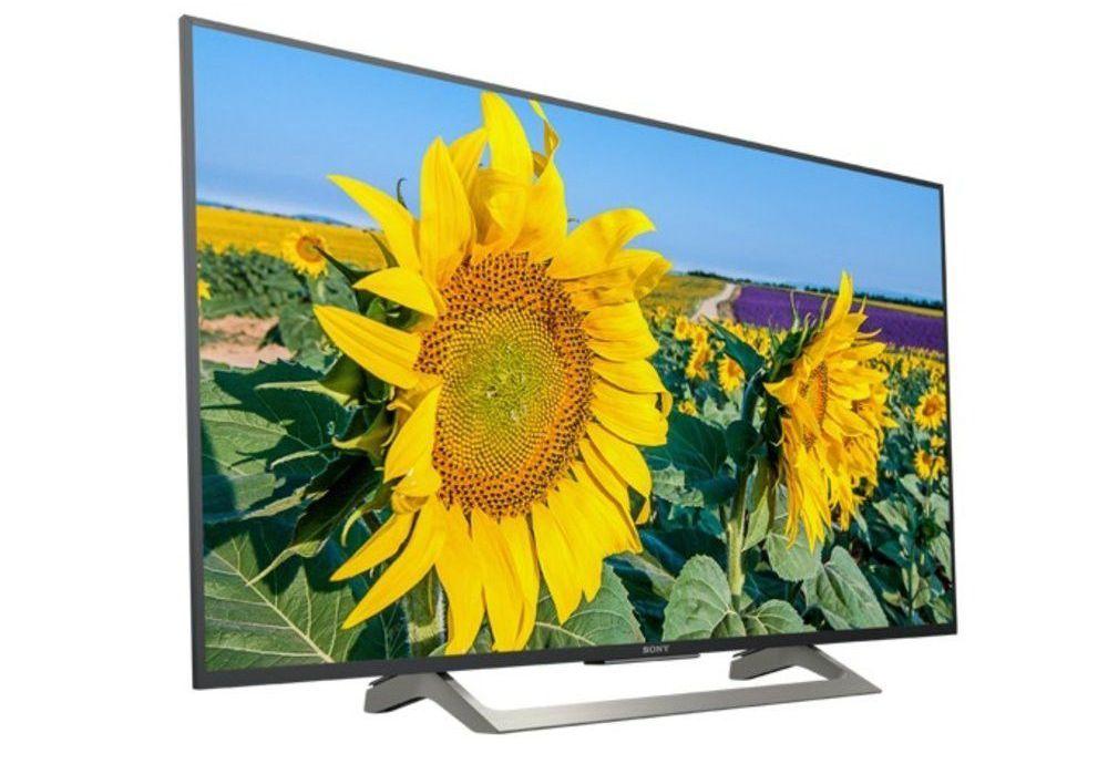 """Смарт телевизор Sony Bravia Triluminos KD-43XF8096 - 43"""" 4K - 2"""