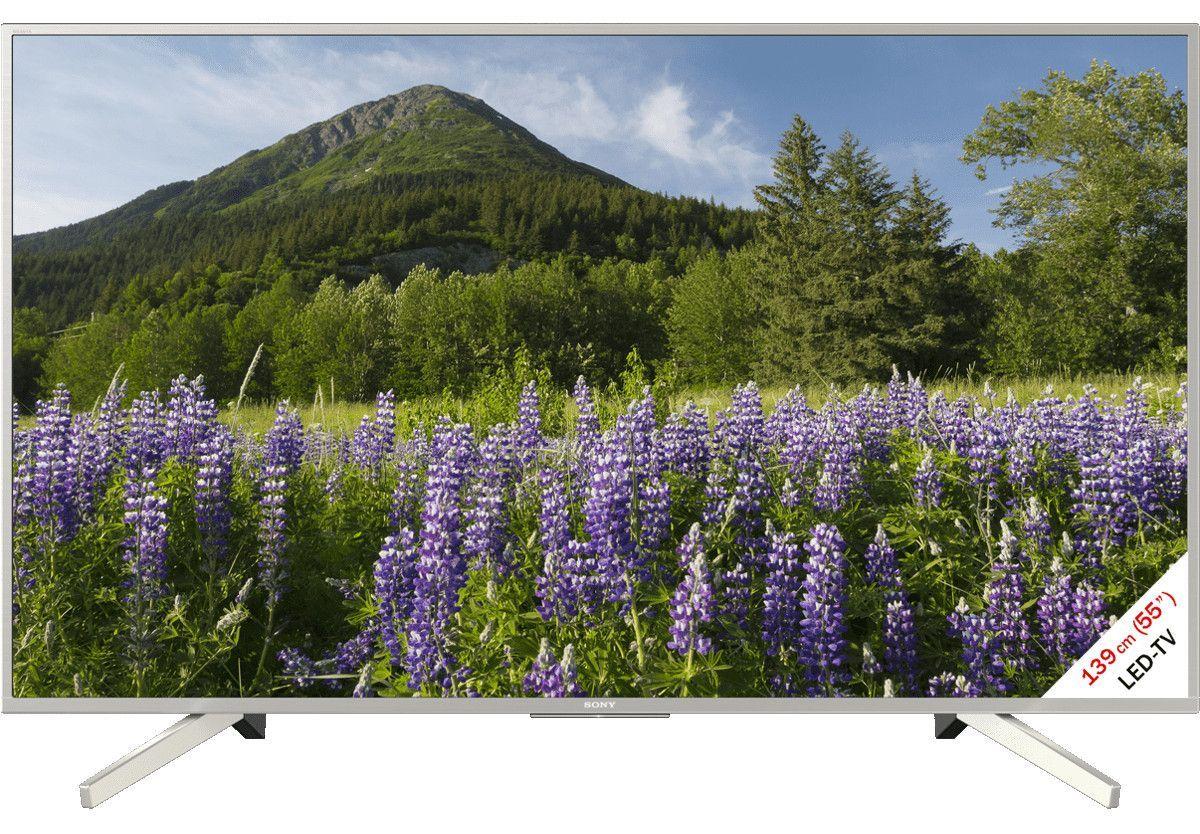 """Смарт телевизор Sony Bravia KD-55XF7077 - 55"""" 4K - 1"""