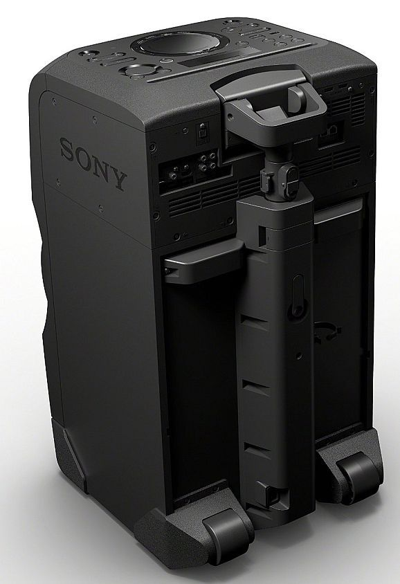 Sony MHC-GT4D Party System with Bluetooth - 4