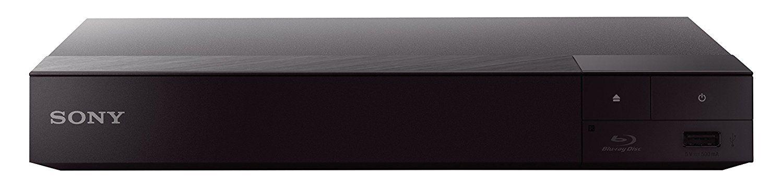 Blu-Ray плейър Sony BDP-S6700 - WiFi, 4K - 1