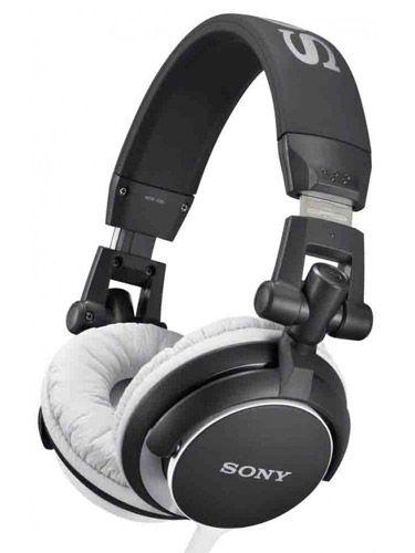 Слушалки Sony MDR-V55 - черни - 1