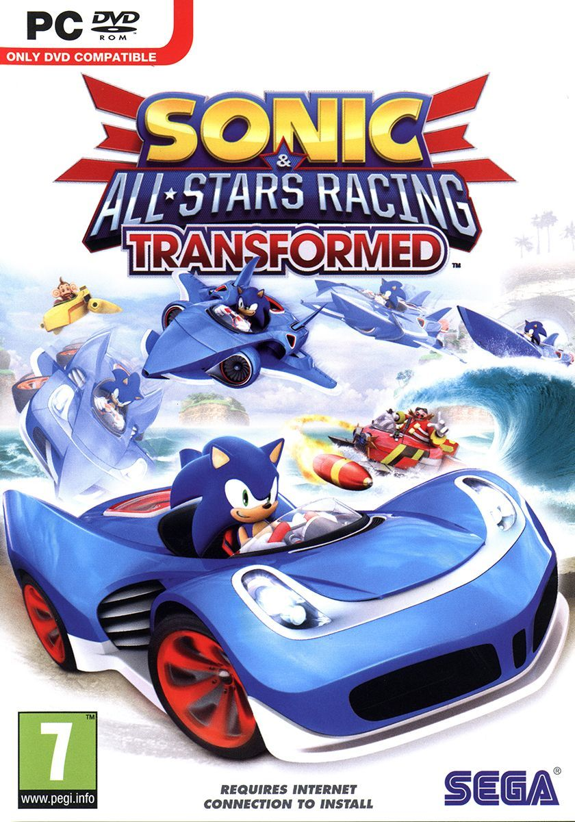 Sonic All-Stars Racing Transformed (PC) - 1