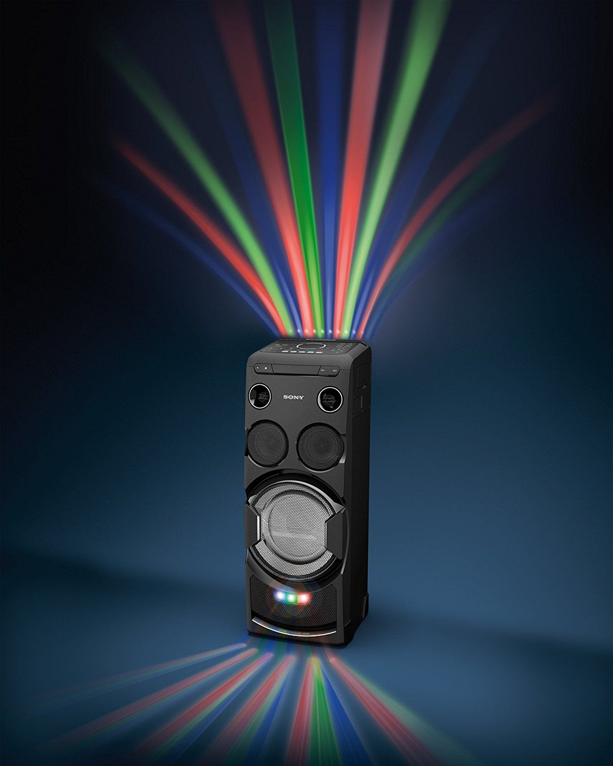 Sony MHC-V77DW Party System with Bluetooth and Wi-Fi - 2