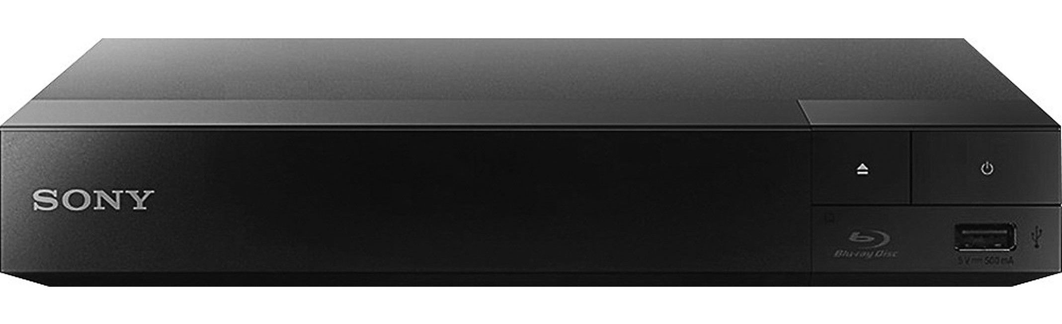 Blu-Ray плейър Sony BDP-S3700 - черен - 1