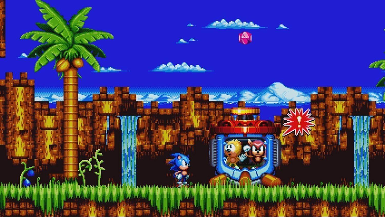 Sonic Mania Plus (Nintendo Swich) - 4