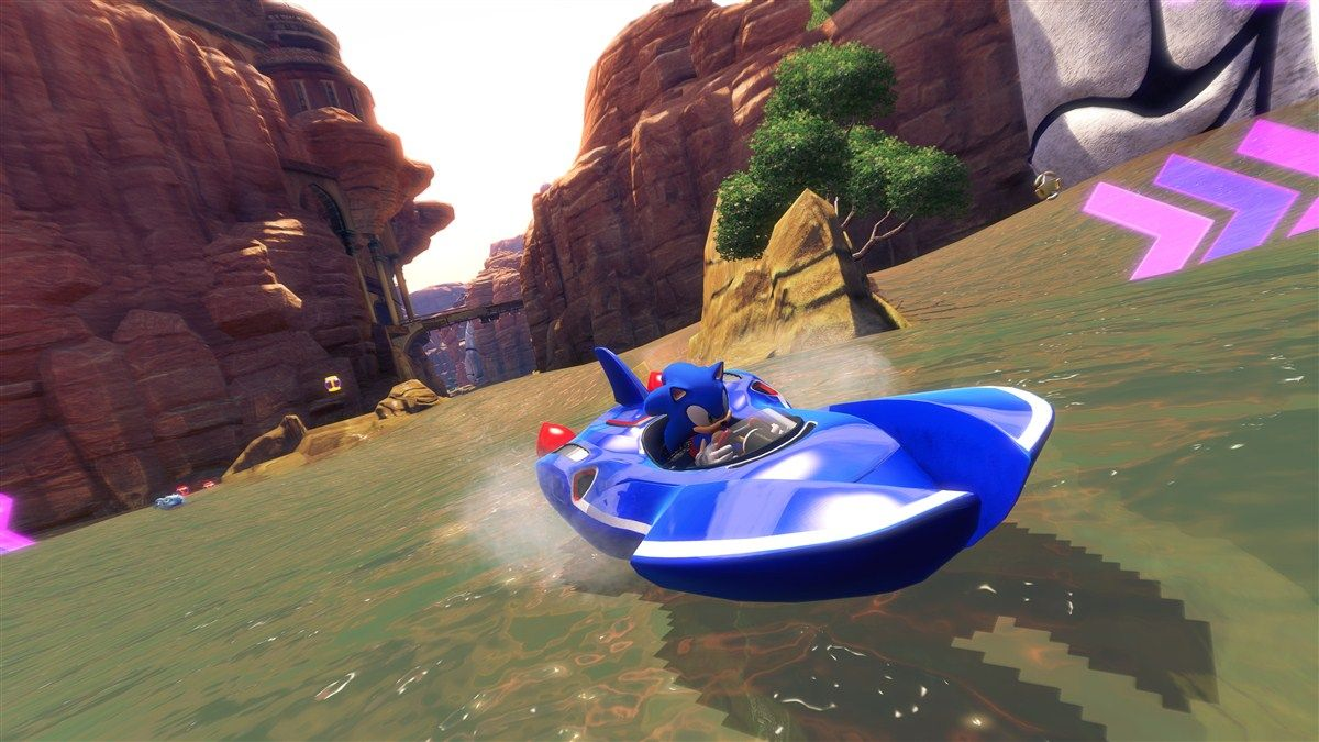 Sonic All-Stars Racing Transformed (PC) - 4