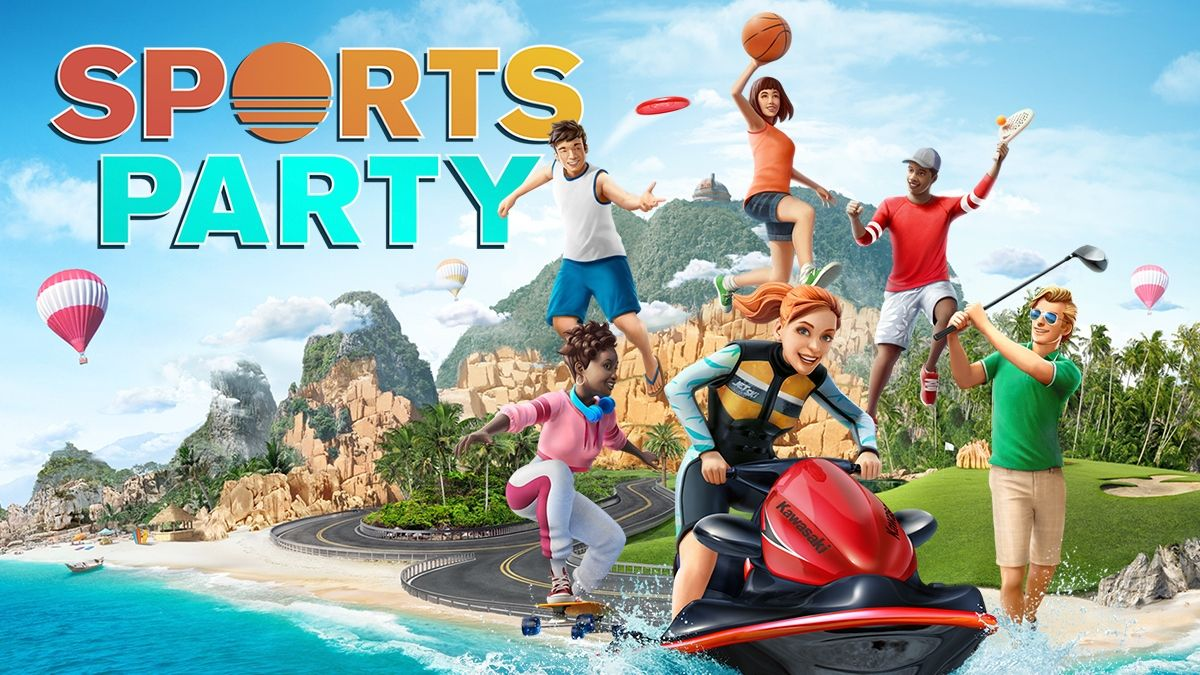 Sports Party (Nintendo Switch) - 7