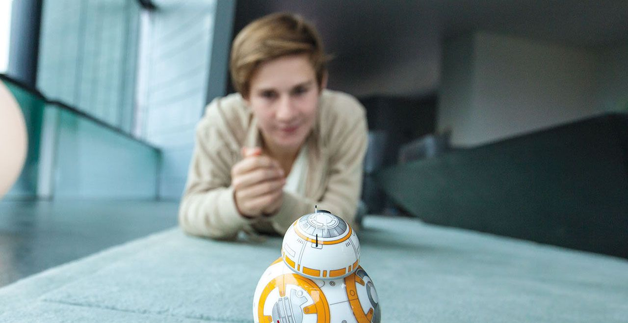 Робот Sphero BB-8 App-Enabled Droid - 12