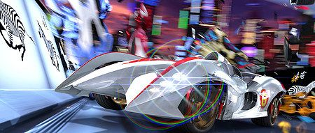 Speed Racer (Blu-Ray) - 5