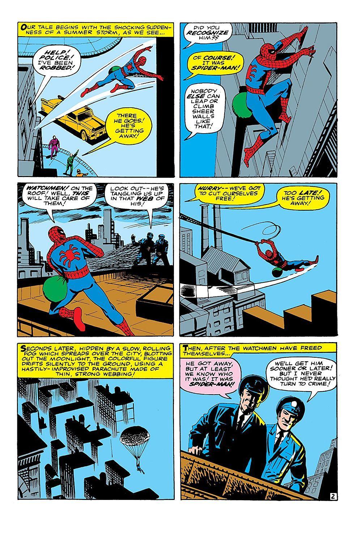 Spider-Man Vs. Mysterio - 3