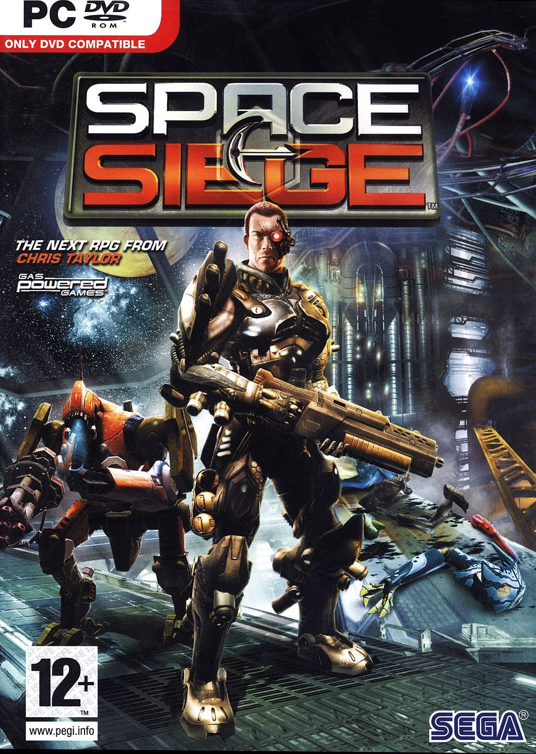 Space Siege (PC) - 1