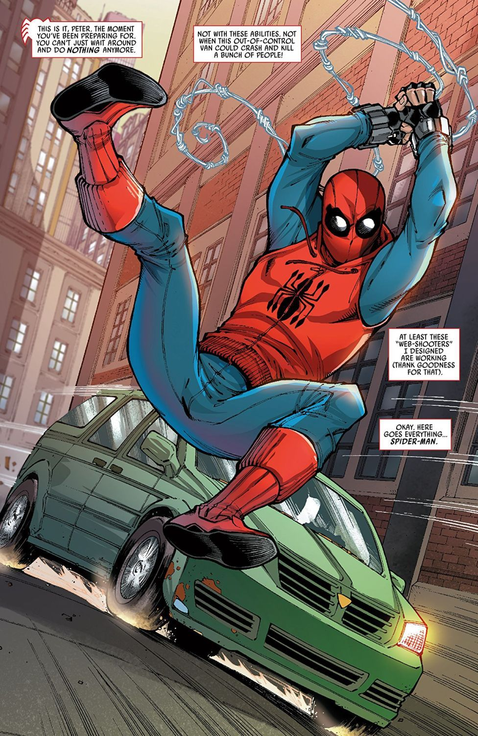 Spider-Man Homecoming Prelude - 2