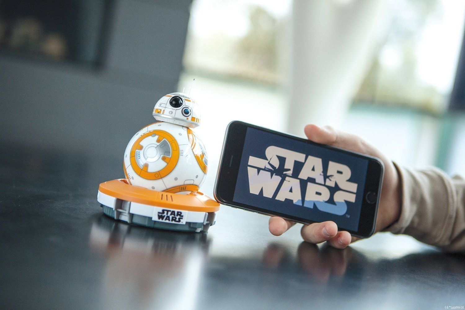 Робот Sphero BB-8 App-Enabled Droid - 10