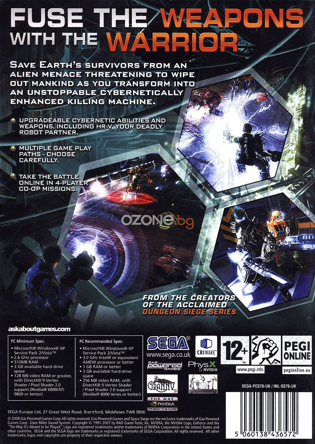 Space Siege (PC) - 3