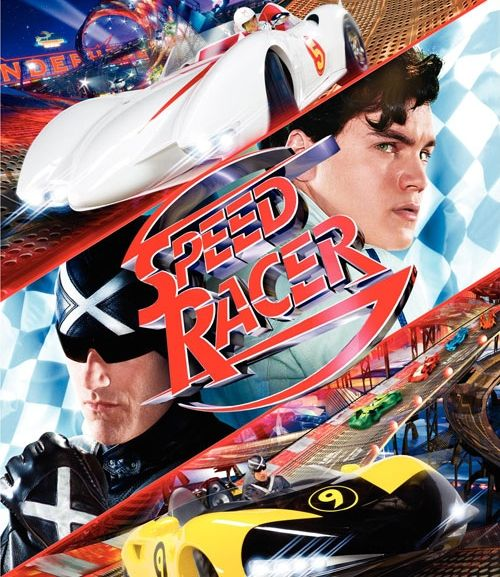Speed Racer (Blu-Ray) - 1