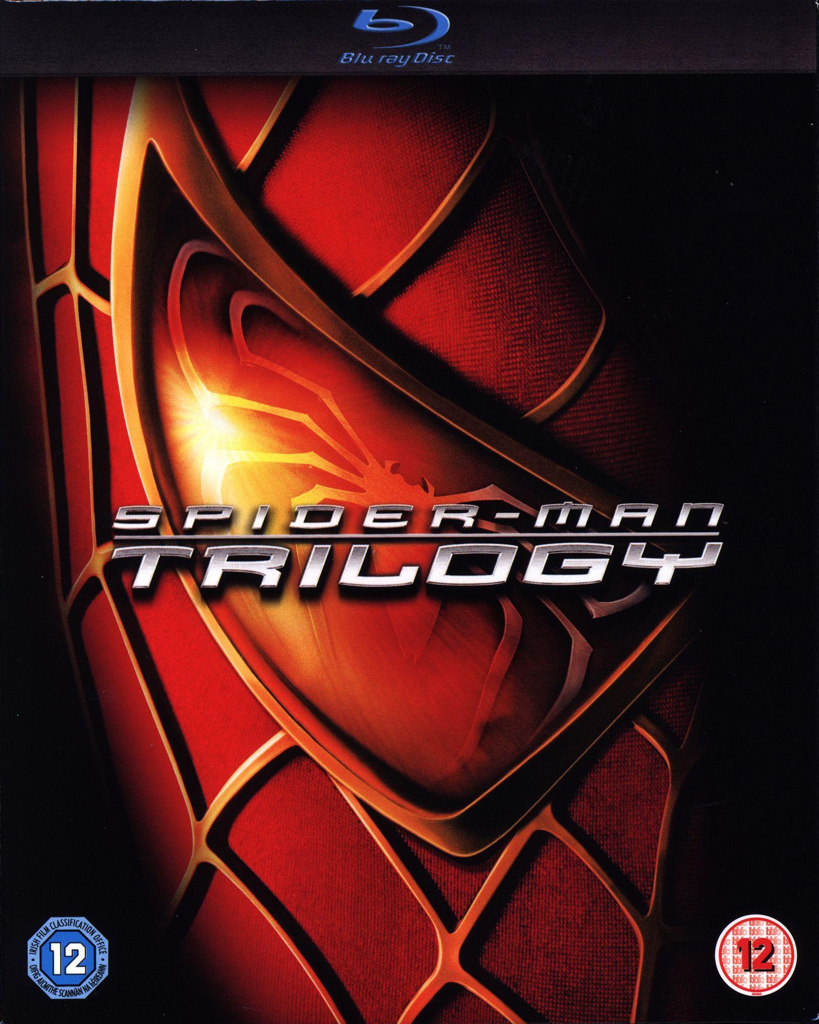 Спайдър-мен Трилогия (Blu-Ray) - 2