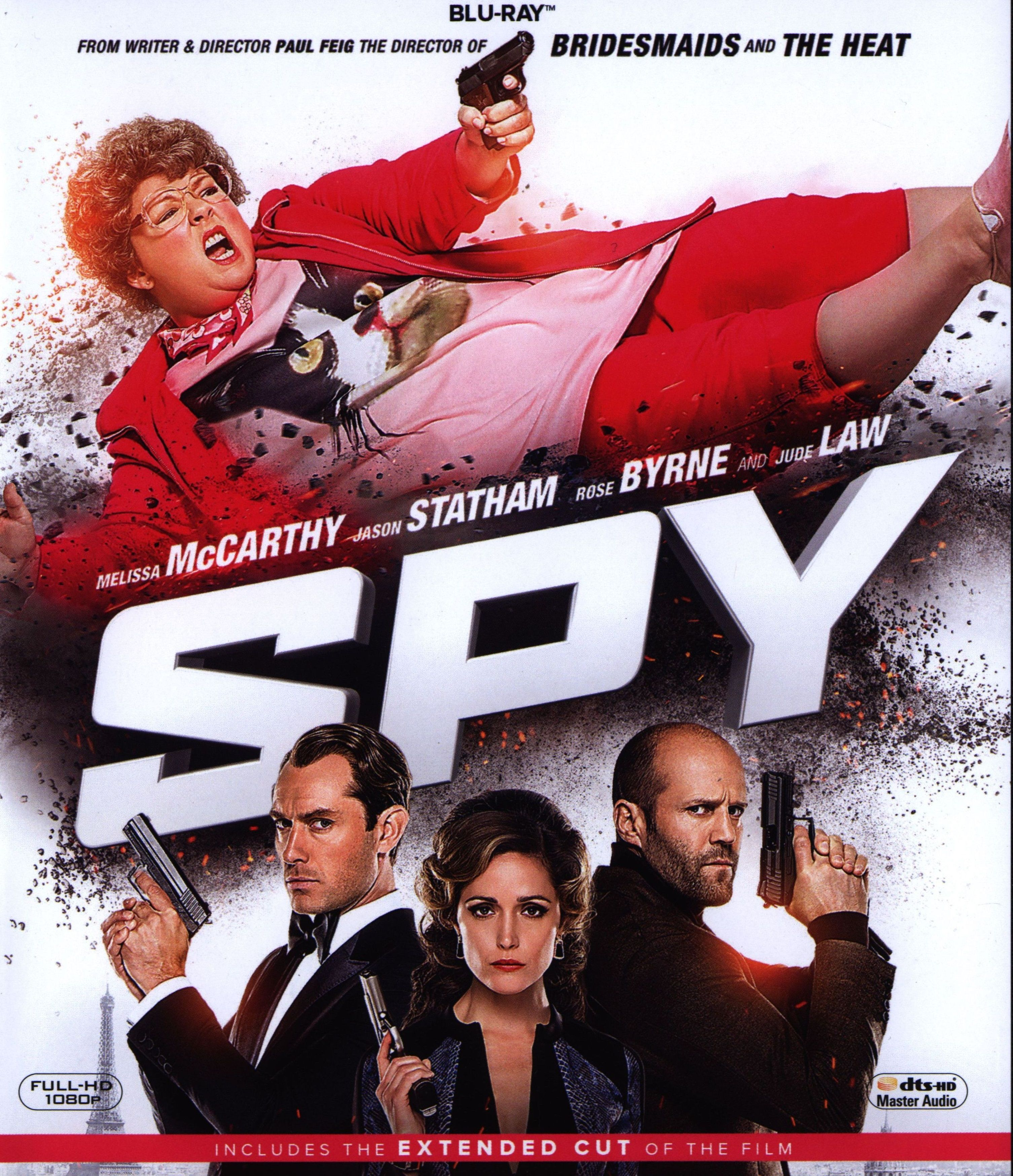 Шпиони (Blu-Ray) - 1