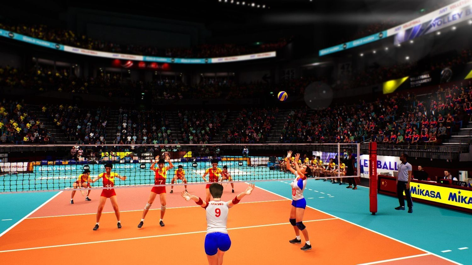 Spike Volleyball (PS4) - 5