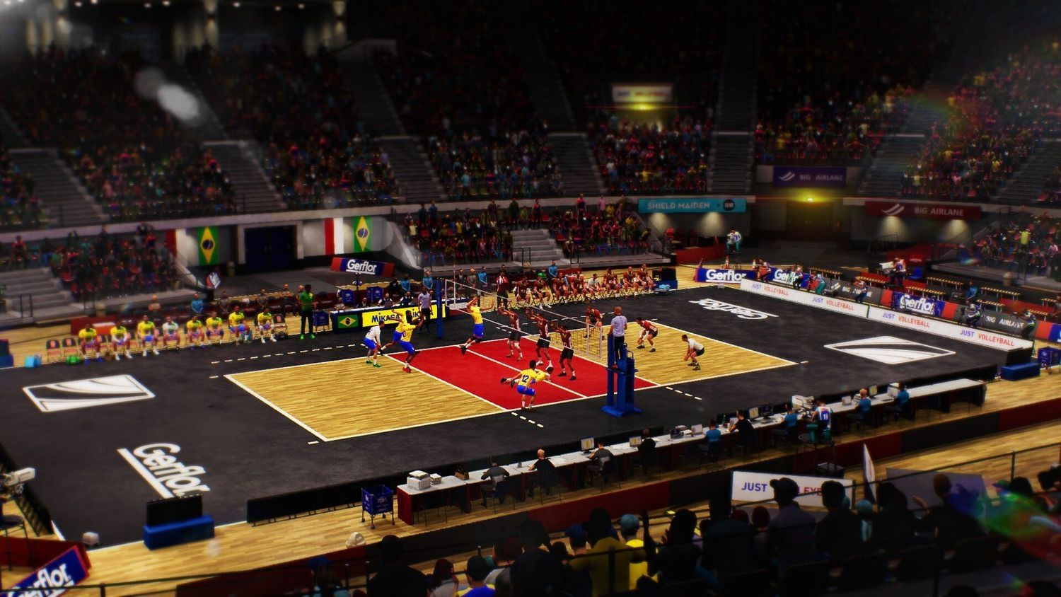 Spike Volleyball (PS4) - 6