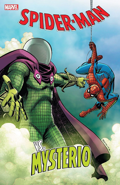 Spider-Man Vs. Mysterio - 1