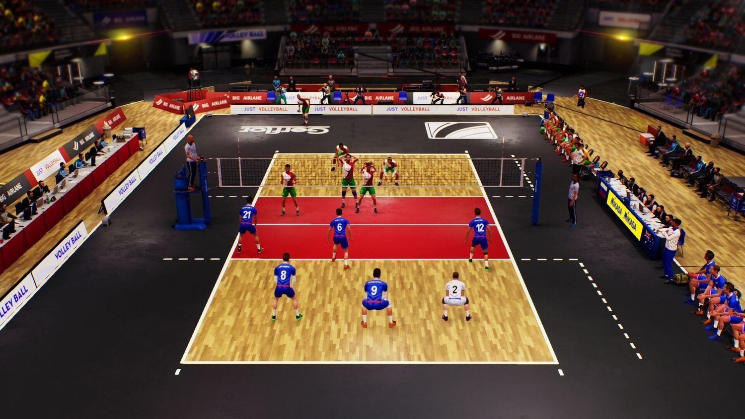 Spike Volleyball (PS4) - 7