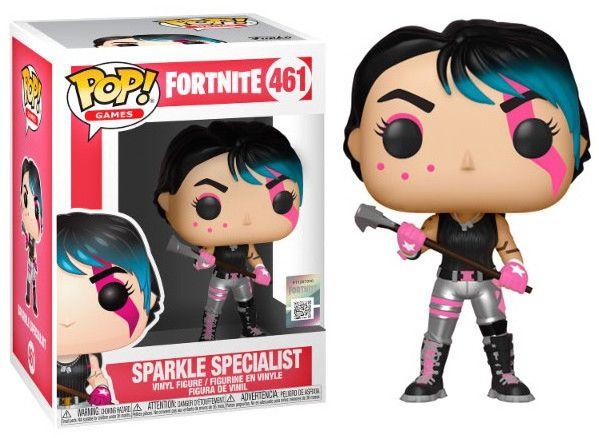 Фигура Funko Pop! Games: Fortnite - Sparkle Specialist, #461 - 2