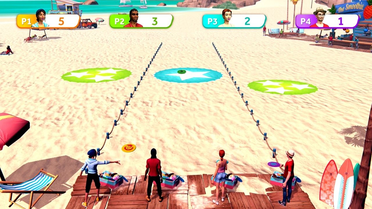 Sports Party (Nintendo Switch) - 4