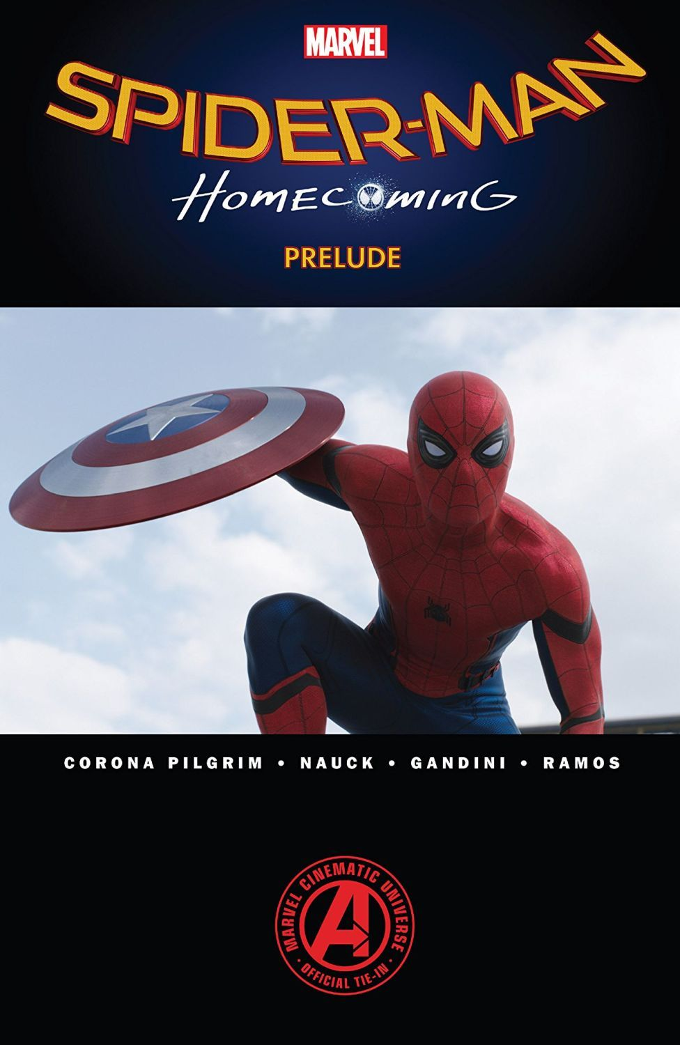 Spider-Man Homecoming Prelude - 1