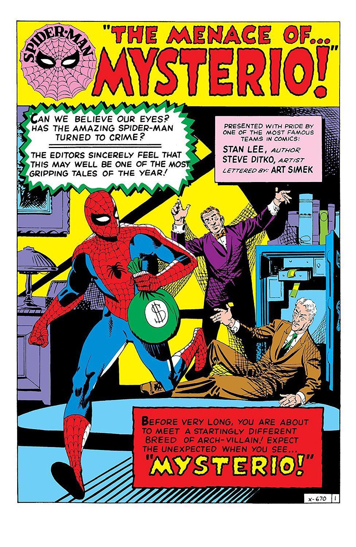 Spider-Man Vs. Mysterio - 2