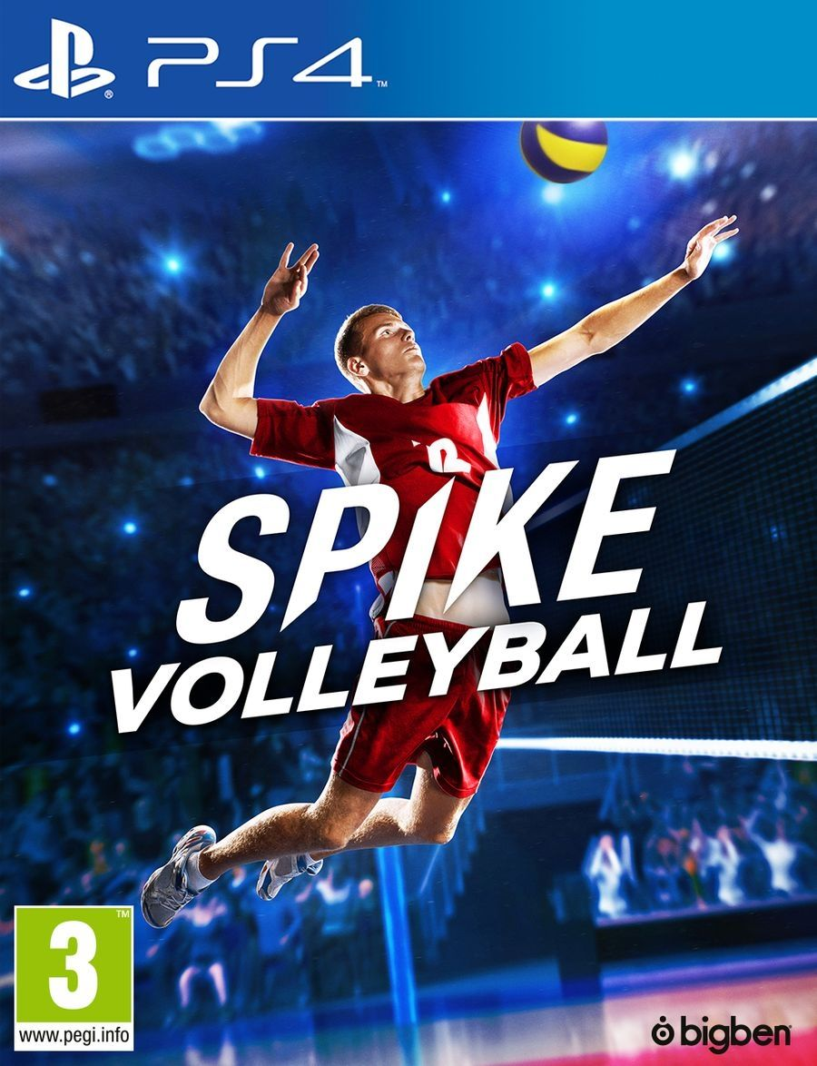 Spike Volleyball (PS4) - 1
