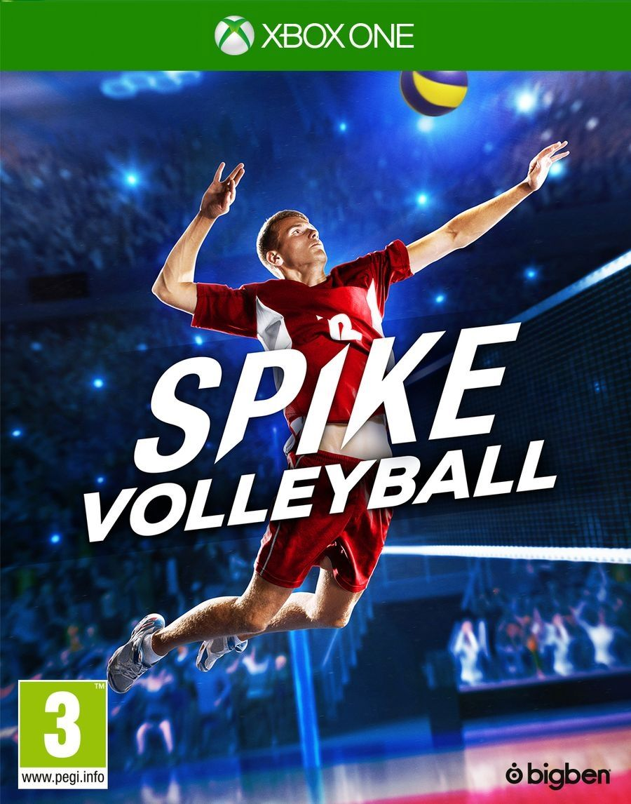 Spike Volleyball (Xbox One) - 1