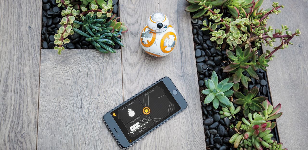 Робот Sphero BB-8 App-Enabled Droid - 13