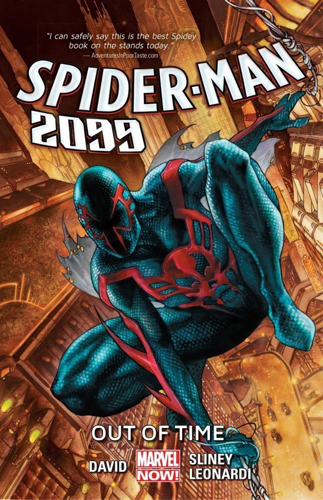Spider-Man 2099, Vol.1: Out of Time - 1