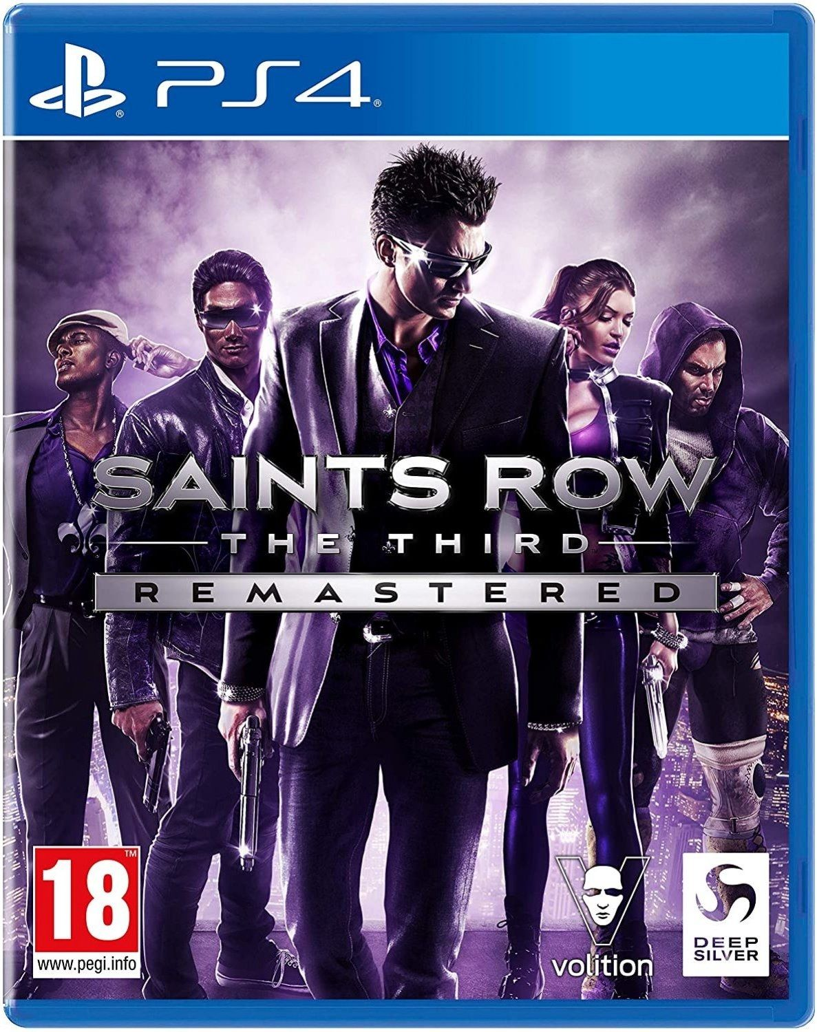 Saints Row: The Third - Remastered (PS4) - 1