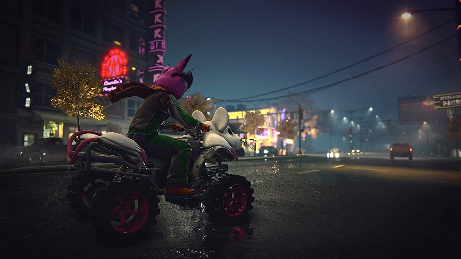Saints Row: The Third - Remastered (PS4) - 8