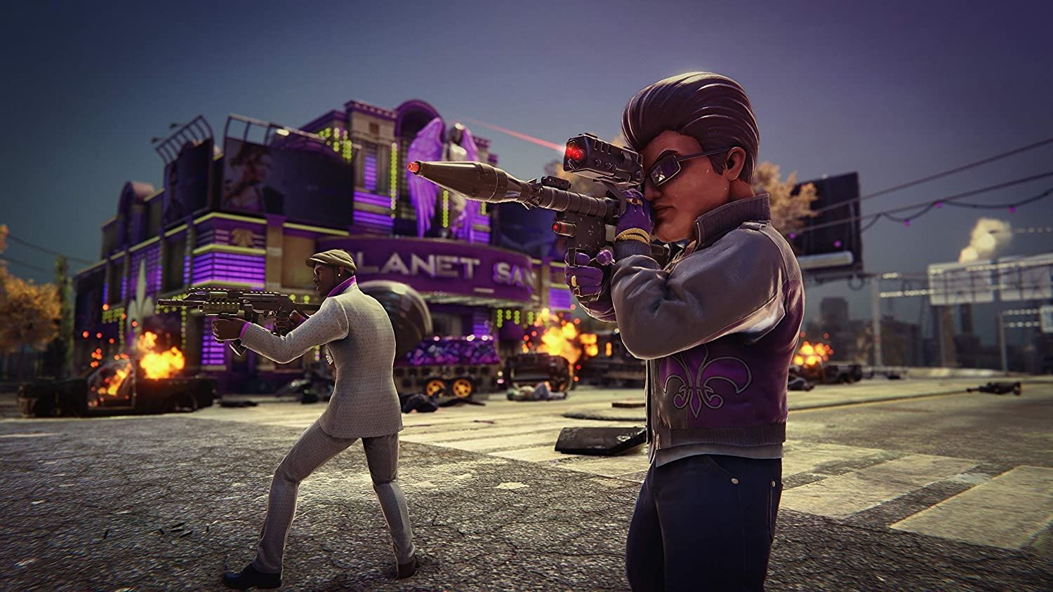 Saints Row: The Third - Remastered (PS4) - 6