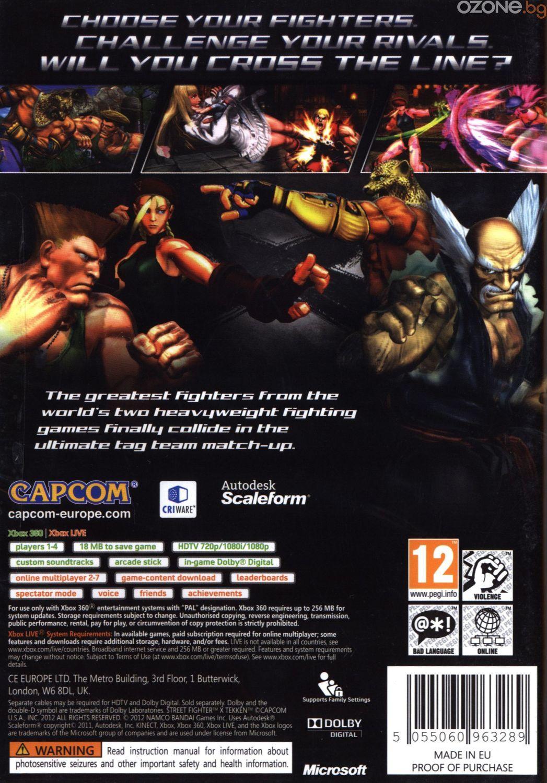 Street Fighter X Tekken (Xbox 360) - 3