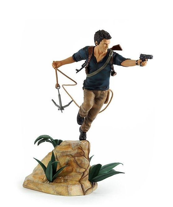 Фигура Uncharted 4: A Thief's End - Nathan Drake, 30 cm - 1