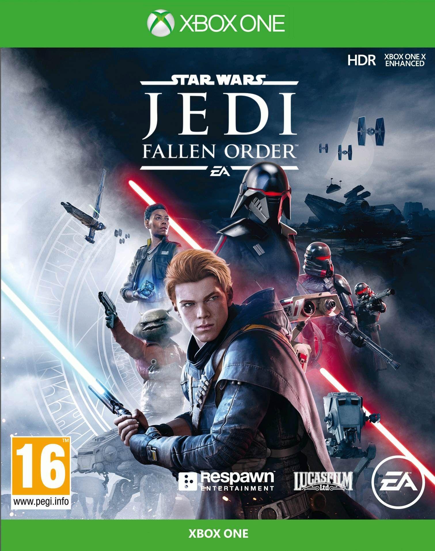 Star Wars Jedi: Fallen Order (Xbox One) - 1