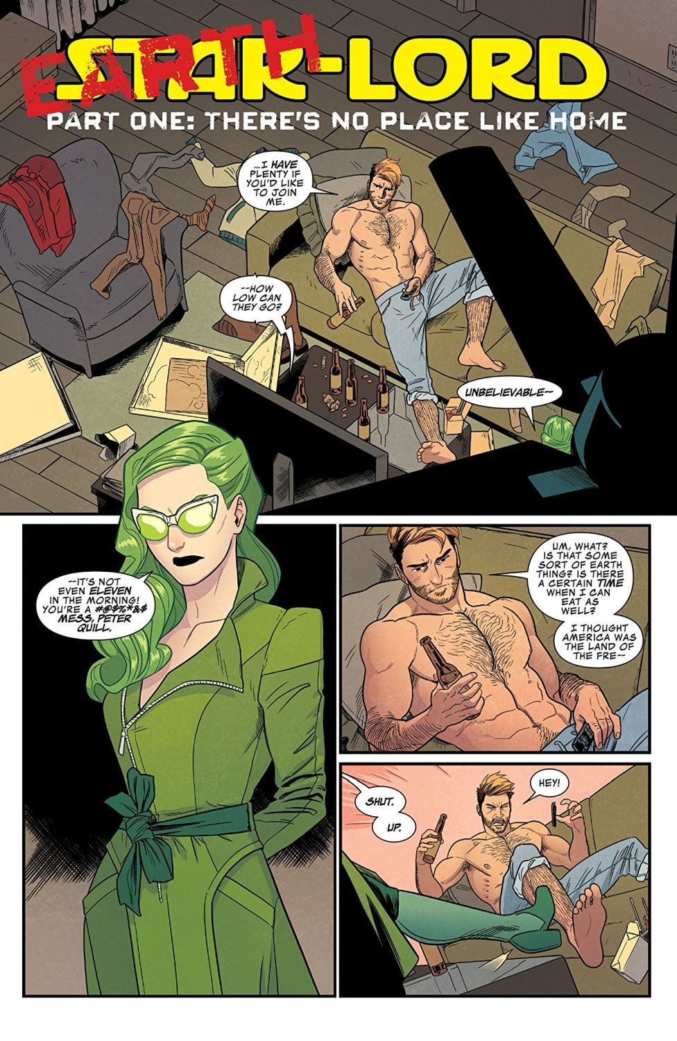 Star-Lord Grounded - 3