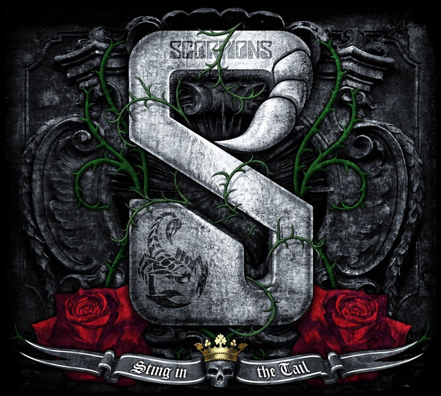 Scorpions - Sting in the Tail (CD) - 1