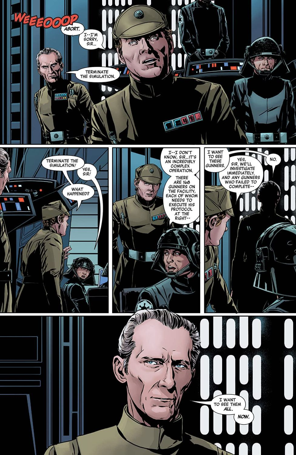 Star Wars Age of the Rebellion. Villains - 4