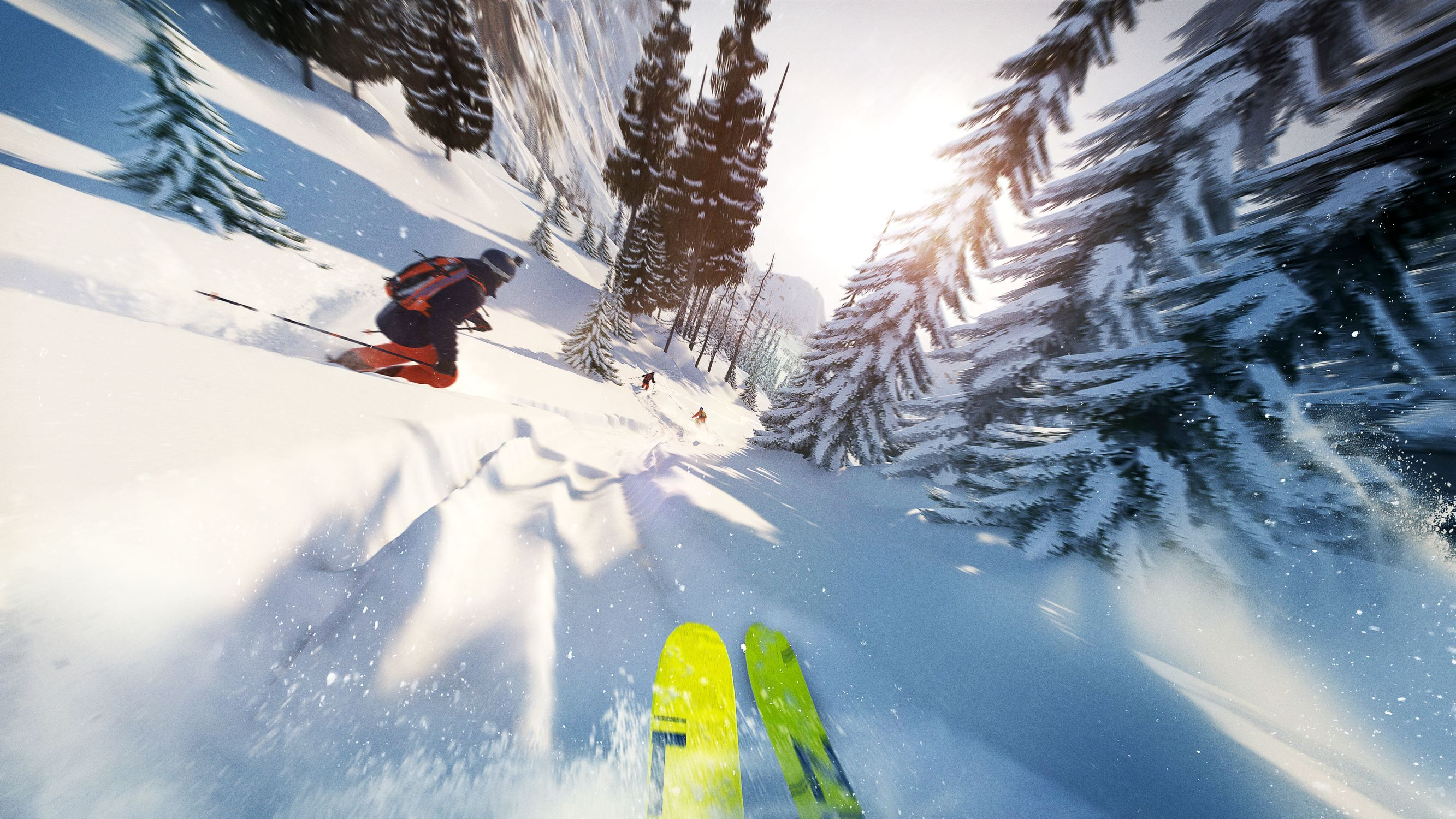 Steep Winter Games Edition (PS4) - 2